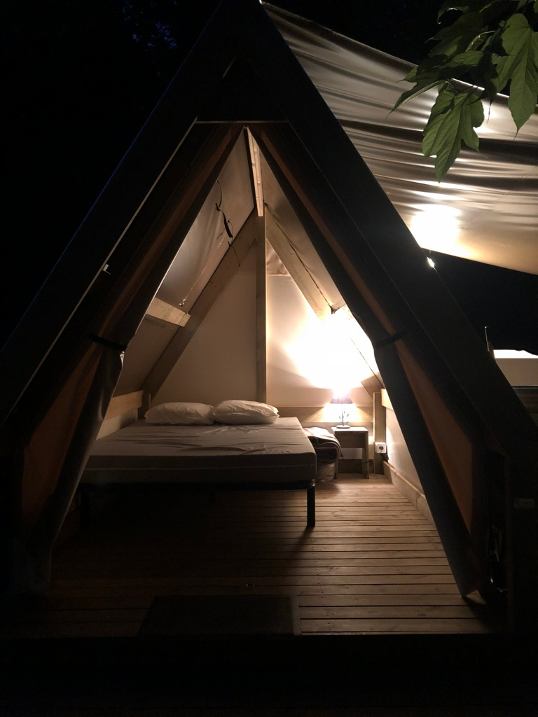 Camping La Vallee ecolodge